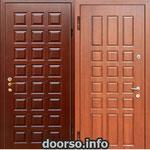 Двери серии МДФ № 5.