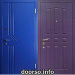 Двери серии МДФ № 14.