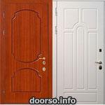 Двери серии МДФ № 15.