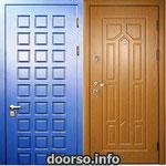 Двери серии МДФ № 7.