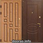 Двери серии МДФ № 6.