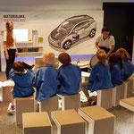 Besuch des BMW Museum in München