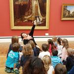 Besuch der Pinakothek in München