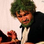 """Dans """"Volpone"""" de Stefan Zweig (été 2016) Théâtre Cie Nihilo Nihil"""