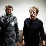 Avec mon idole : Hubert-Félix Thiefaine