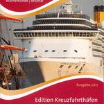 """Titelcover der """"Kleine Kreuzfahrtfibel - Travemünde"""" 2011"""