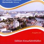 """Titelcover der """"Kleine Kreuzfahrtfibel - Warnemünde"""" 2012"""