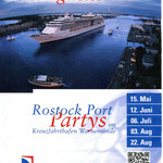 Plakat der PortParty 2011