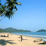 Strand von Kovalam - Indien