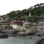 Südkorea, Busan, Haedong-Yonggungsa-Tempel