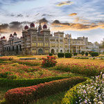 Maharaja-Palast - Mysore - Indien