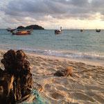 Thailand, Strand auf Koh Lipe