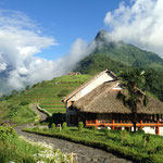 Vietnam, Sapa, Eco-Lodge