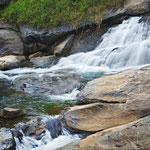 Wasserfall bei Munnar - Indien