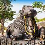 Statue einer Gottheit - Mysore - Indien