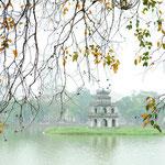 Vietnam, Hanoi, Hoan-Kiem-See