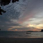 Sonnenuntergang auf Khao Lak