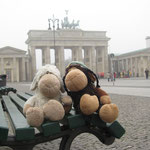 Nochmals am Brandenburger-Tor