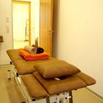 MedOchs Physiotherapie – Behandlungsraum 2.