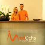 MedOchs Physiotherapie – Jan und Patricia Babicky.
