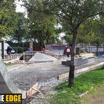 THE EDGE Skatepark - Square Bayard La Roche sur Yon - Béton