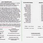 Programmhelft Landesliga Süd 2011 - Zusammenfassung & Aufstellung