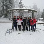 Wintervorbereitung 2010