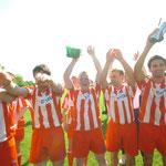 Pokalsieg 2008