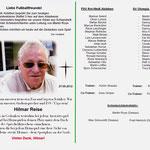 Programmhelft Landesklasse Staffel 3 2012 - Zusammenfassung & Aufstellung
