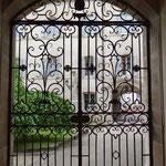 Vue sur la Cour des fondateurs: Hospices de Beaune