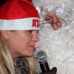 Weihnachtsmann Volker Grobe & Susanne Deininger