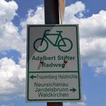 Adalbert Stifter Radweg