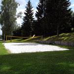 Beachvolleyballplatz in Neureichenau