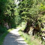 Wanderweg Adalbert Stifter