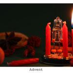 Advent, Advent, der Bernie brennt...neee....auch als Kerze keine helle Leuchte, der Bernie!