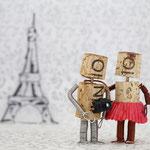 In der Stadt der Liebe - Paris!