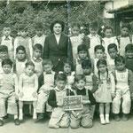 Jardín Infantil Escuela 7 de Linares, 1955