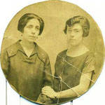 Srtas. Fresia y Hortensia Pincheira.