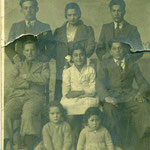 Familia Parada Castro.