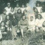 Las Srtas de la Academia de Corte y Confección de Linares