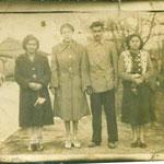 Marta Olate, segunda desde la izquierda.