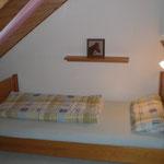 Zweibettzimmer - Unterkunft bei Amberg