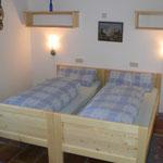 Ferienwohnung Nabburg - Hofblick - Doppelzimmer