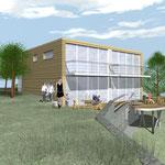 Doppelhaus Stuttgart Sillenbuch im Bau seit August 2010 Fetigstellung mitte Oktober 2011