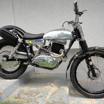 Puch TF Metisse 250, Frame: Montesa Cota 349, BJ: 2014