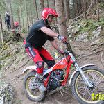 2. Twinshock Expert, Friedrich Krankl, NÖ, Snezzy Honda