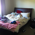 Mein Bett :)
