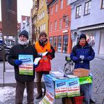 Volksbegehren Artenvielfalt - Rettet die Bienen! - 31.01.2019 bis 13.02.2019