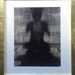 'n.t.', Photo, collage, handmade frame, 135x105cm (frame), signed 1992,  € 3500,