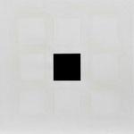 UV, acryl en kleurpotlood op papier, 50 x 50 cm, 2007, € 500,-